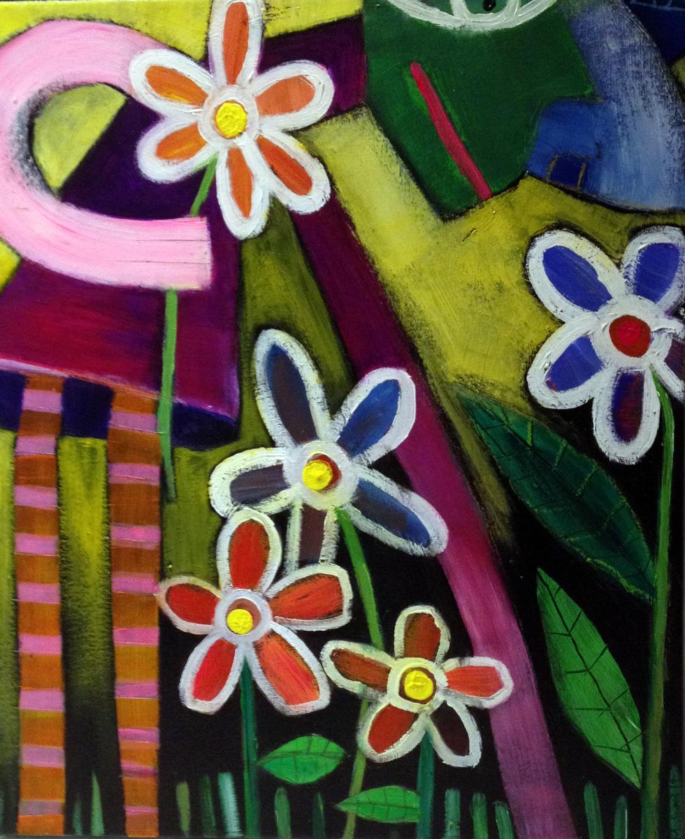 Pluk blomster pluk blomster
