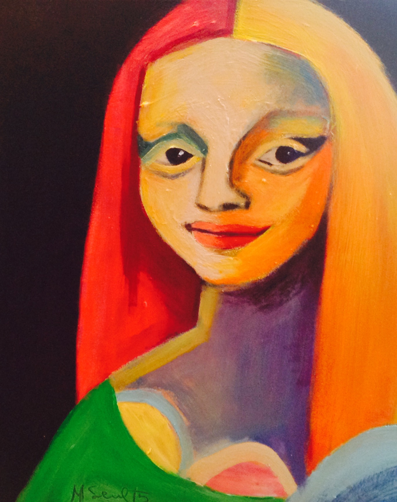 Mona - Lisa. solgt