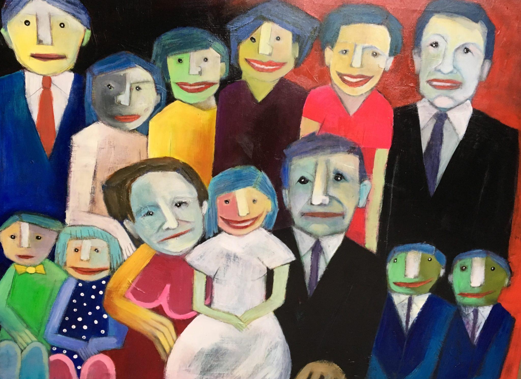 Familien Hansen